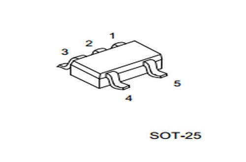 UTC友顺LD2985引脚图/引脚功能