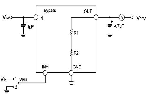 utc友顺ld2985典型应用电路图