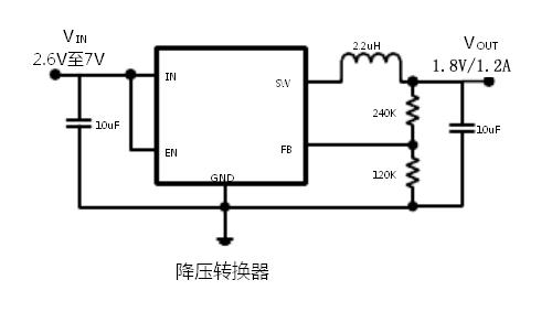 BL8021典型应用电路图
