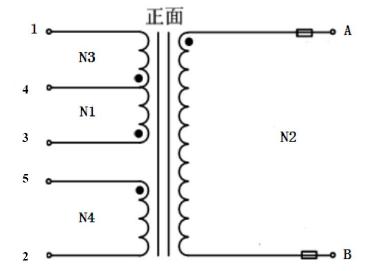 芯朋微PN8149绕线视图