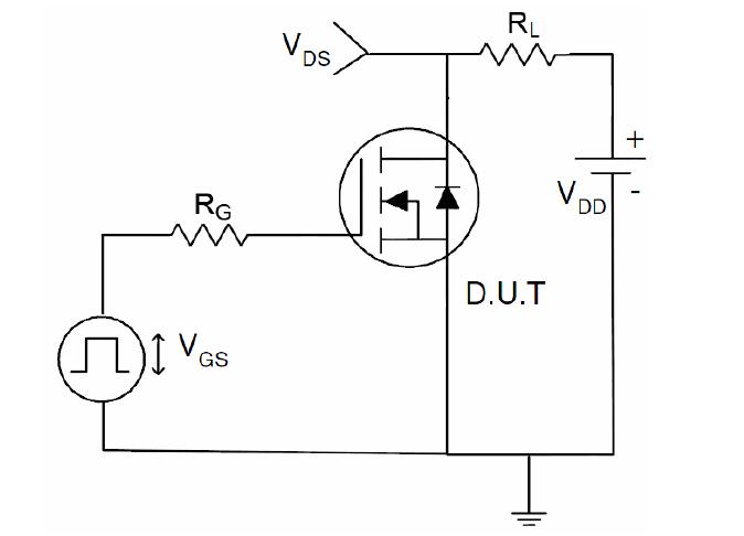 新洁能NCE3035Q典型应用电路图