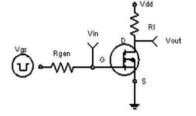 NCE2305典型应用电路图