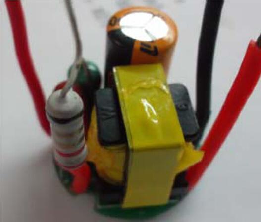PN8371电源实物图