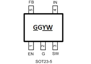 BL8022引脚图/引脚功能