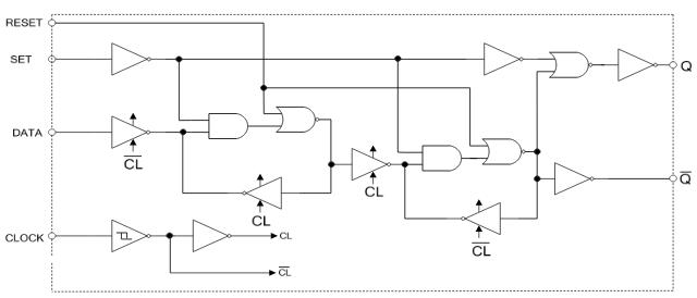 UTC4013逻辑应用图