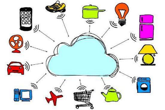 中芯谷云计算和物联网
