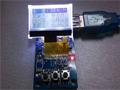 基于STM8/32的128*64LCD点阵字库显示