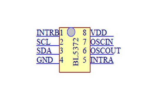 bl5372典型应用电路图