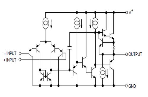 UTC台湾友顺M2904典型应用电路图