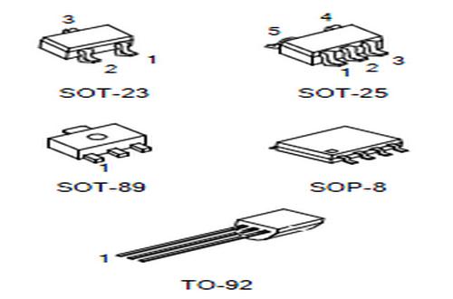 UTC台湾友顺TL432引脚图/引脚功能