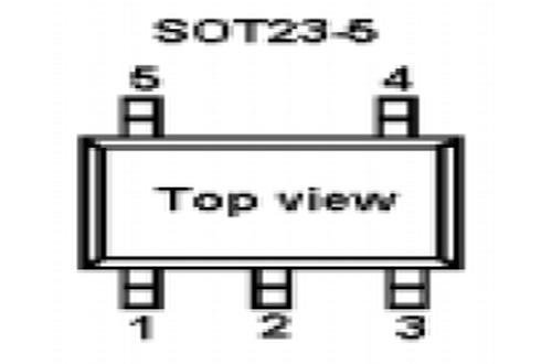 上海贝岭BL8555引脚图/引脚功能
