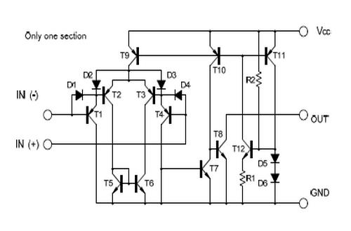 UTC LM393应用电路图