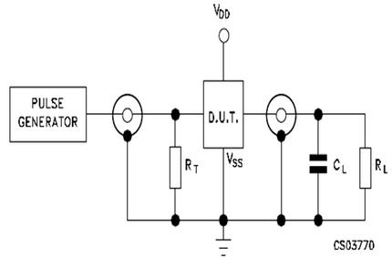 意法半导体HCF4013M应用电路图