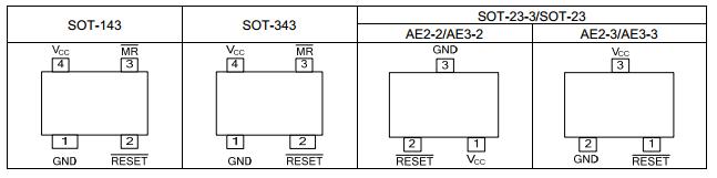 在utc uic811系列复位电路,它可以尤其是监控微处理器电源基础系统.