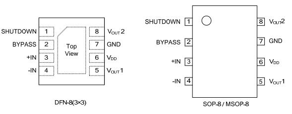 pa4871典型应用电路图