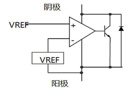 意法半导体tl431应用电路图