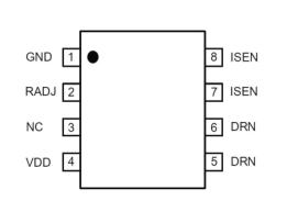 HM9110引脚图/引脚功能